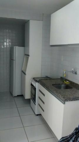 Apartamento 1 quarto semi mobiliado Parnamirim