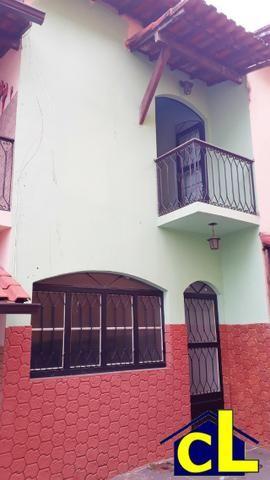 CL-29 Casa duplex com 1 quarto, próximo ao comércio em Itacuruçá - Mangaratiba/RJ - Foto 2