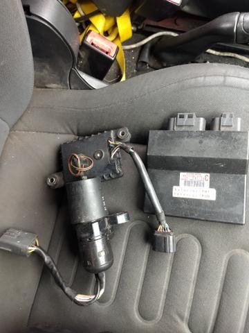 Kit de ignição com módulo ou cold da taiger 800