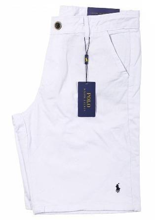 ddf92e6793ecf Bermuda Polo Ralph Lauren Masculina Original Varias Cores - Roupas e ...