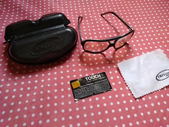 a01f394d4d3d0 Óculos tritom original - Bijouterias, relógios e acessórios - Boa ...