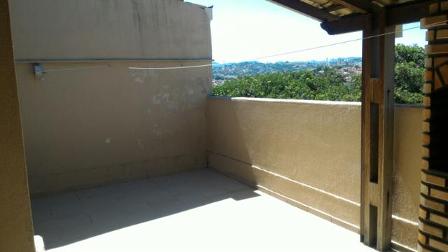 Cobertura no Serrano com 2 quartos com imensa área verde (Parque) - Foto 17