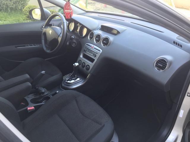 Peugeot 408 Automático / GNV G5, completo, 2012 Impecável - Foto 2