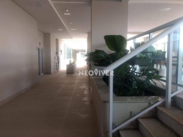 Residencial matriz -apartamento com 3 dormitórios à venda, 103 m² por r$ 495.000 - setor b - Foto 9