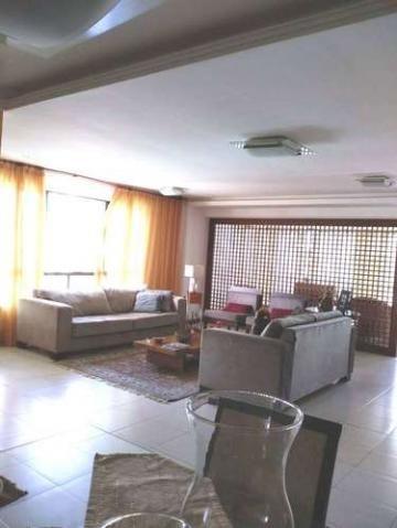 Apartamento gigante 221 m2 4 suítes, 3 vagas de garagem Miramar - Foto 6