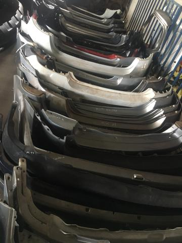 Para-choque traseiro Sedan / Hath varias marcas e modelos de veículos