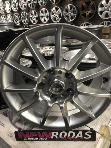 Roda Aro 16 Furação 5x120 Nova compatível S10 Blazer BMW - Foto 2