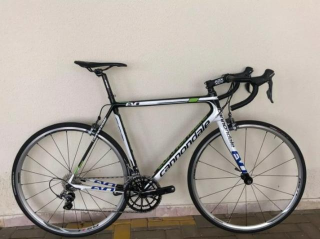 6cce739a4 Bike Cannondale Supersix Evo Himod - 56cm - Duraace - Speed