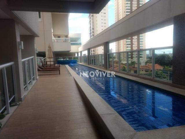Residencial matriz -apartamento com 3 dormitórios à venda, 103 m² por r$ 495.000 - setor b - Foto 14