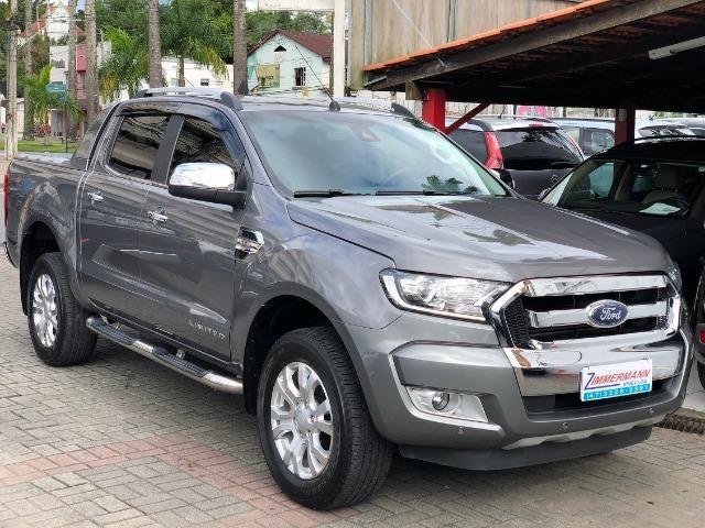 Ford Ranger Limited 3.2 4x4 Diesel 2019 Top de Linha Unico dono - Foto 9