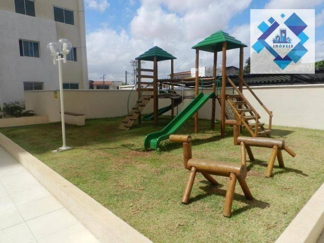 Apartamento repasse , com móveis fixos , preço negociável à venda, Parangaba, Fortaleza. - Foto 15