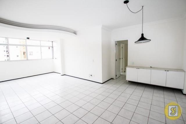 Apartamento para alugar com 3 dormitórios em Varjota, Fortaleza cod:44444 - Foto 6