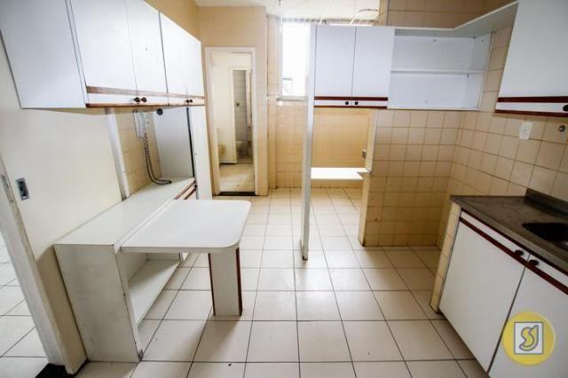 Apartamento para alugar com 3 dormitórios em Varjota, Fortaleza cod:44444 - Foto 8
