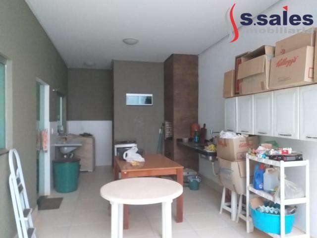 Casa à venda com 3 dormitórios em Setor habitacional vicente pires, Brasília cod:CA00393 - Foto 17