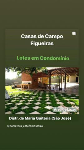 Lotes - Casa de campo Figueiras - São José - Foto 5