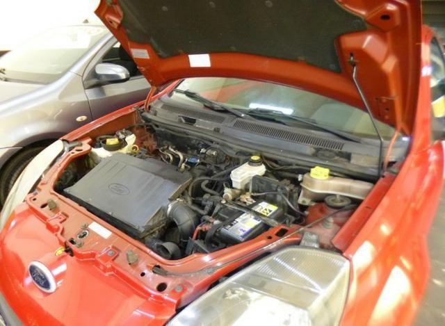 Ka 1.0 8v 2p flex 2011/2012 vermelho - Foto 5
