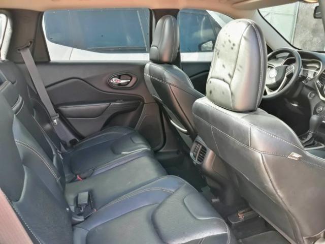 Jeep cherokee 2014 3.2 limited 4x4 v6 24v gasolina 4p automÁtico - Foto 5