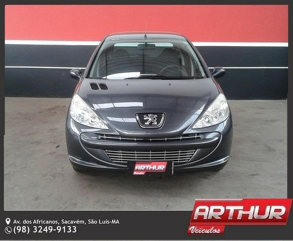 Peugeot 207 XR 1.4 Arthur Veiculos $19.500,00 - Foto 8