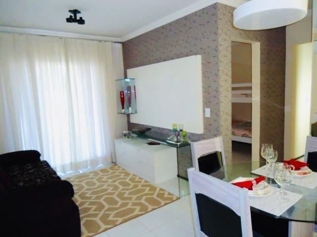 Apartamento com doc. gratis: 2 quartos, 2 banheiros , piscina, salao de festas - Foto 7