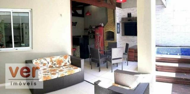 Casa à venda, 113 m² por R$ 520.000,00 - Engenheiro Luciano Cavalcante - Fortaleza/CE - Foto 14