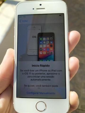 Iphone 5S 16GB em perfeito estado