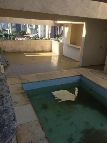 Fortaleza - Av. Sen Virgilio Tavora - Cobertura duplex de 250m2 - Foto 3