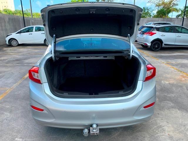 Analiso Troc- Cruze Sedan LT 2017/2017 Automático Impecável Completão Nada à fazer - Foto 18