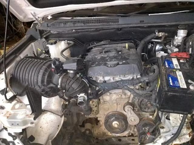 Sucata Chevrolet S10 Ltz 2.5 Flex 2017 Para Venda De Peças - Foto 5