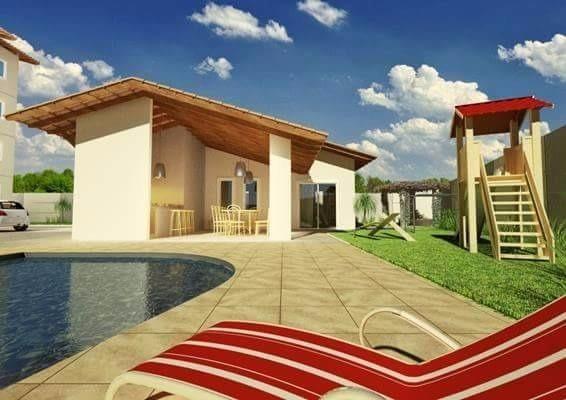 Apartamento com doc. gratis: 2 quartos, 2 banheiros , piscina, salao de festas - Foto 12