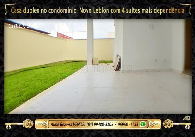 Duplex com 5 suítes no condomínio Novo Leblon, confira - Foto 7