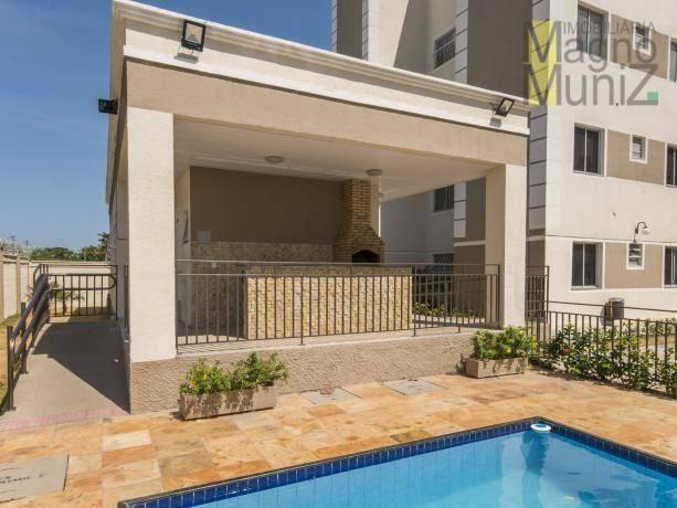 Apartamento com 2 dormitórios para alugar, 50 m² por r$ 600,00/mês - vila velha - fortalez - Foto 13