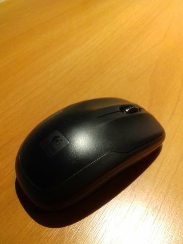 Teclado e mouse sem fio logitech - Foto 3
