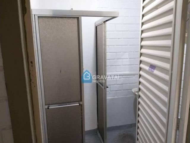 Apartamento com 1 dormitório para alugar, 120 m² por R$ 1.000/mês - Centro - Gravataí/RS - Foto 5