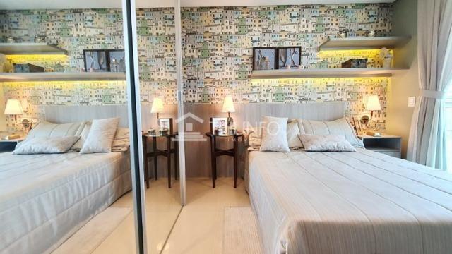 (EXR18528) Apartamento à venda no Luciano Cavalcante de 70m² com 3 quartos e 2 vagas - Foto 5