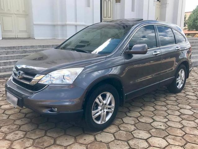 Honda CRV EXL 4x4?