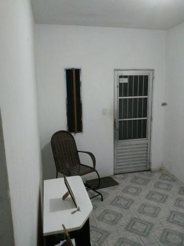 Alugo casa mobiliada na Ribeira 2/4 - Foto 4