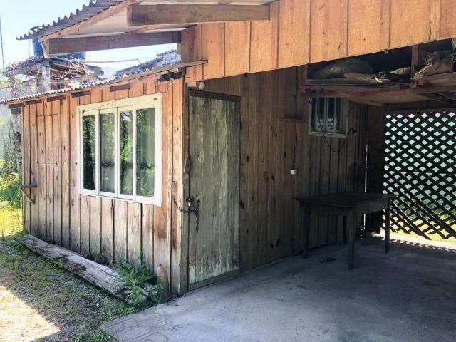 Ótimo Terreno com Casa de madeira, 409,6m², Baln Jdm Verdes Mares, Itapoá/SC - Foto 6
