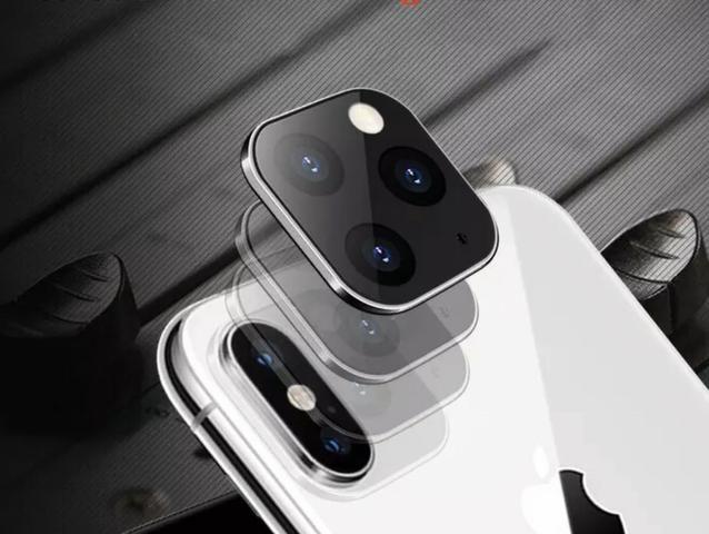Película Câmera transforma x em 11 pro