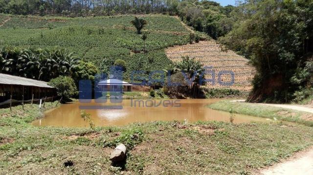 JG. Sítio de 234 mil m² com casa de 3 quartos com suíte em Marechal Floriano! - Foto 16