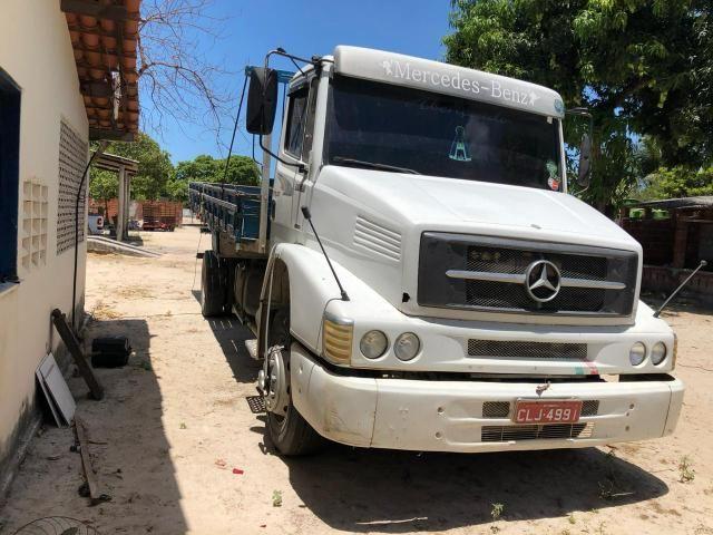 Caminhão 1620 no chassi - Foto 2