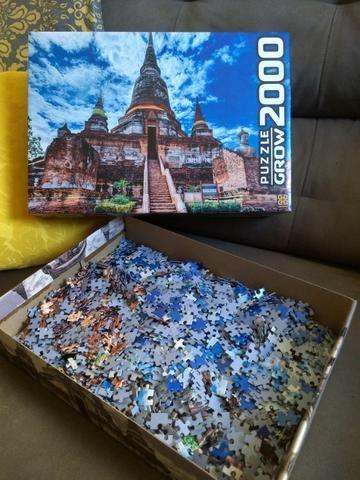 Quebra-Cabeça Grow 2000 peças