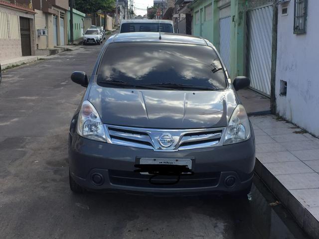 Nissan Livina S 1.8 flex 12/13 - Foto 3