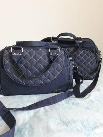 Vendo bolsa essas duas bolsas de maternidade - Foto 3