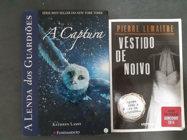 Vendo dois livros
