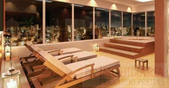 Apartamento três suítes, novo, alto padrão, preço de oportunidade. - Foto 9