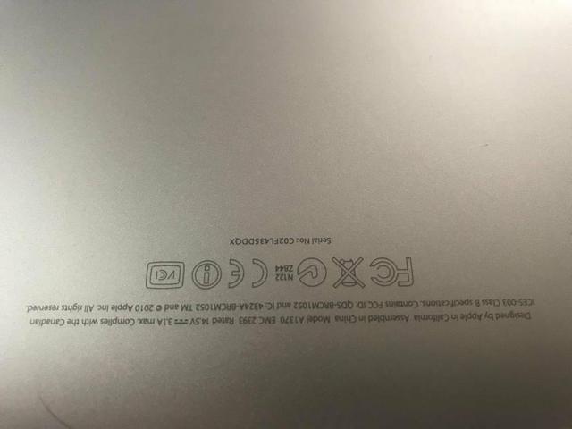 MacBook Air modelo A1370 - Foto 3