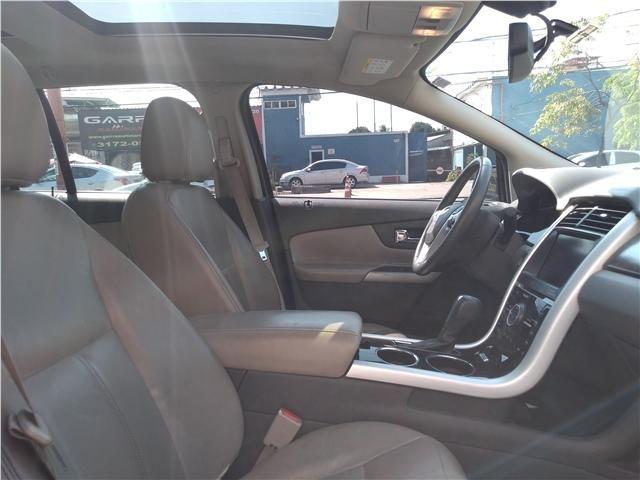 Ford Edge 3.5 limited awd v6 24v gasolina 4p automático - Foto 7