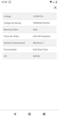 Desktop ultratop nuc Intel - Foto 3