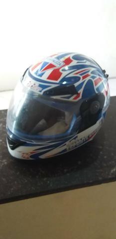 Vendo capacete fortaleza e.c - Foto 2