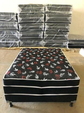 Cama Box com Mola direto da fábrica - Foto 5